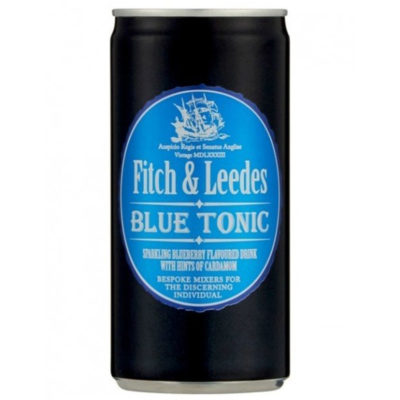 Fitch & Leedes Blue Tonic Can 200ml