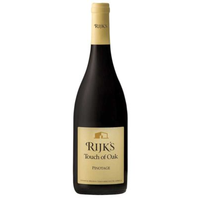 Rijks Touch Of Oak Pinotage