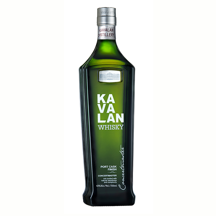 Kavalan Concertmaster Port Single Malt Whisky